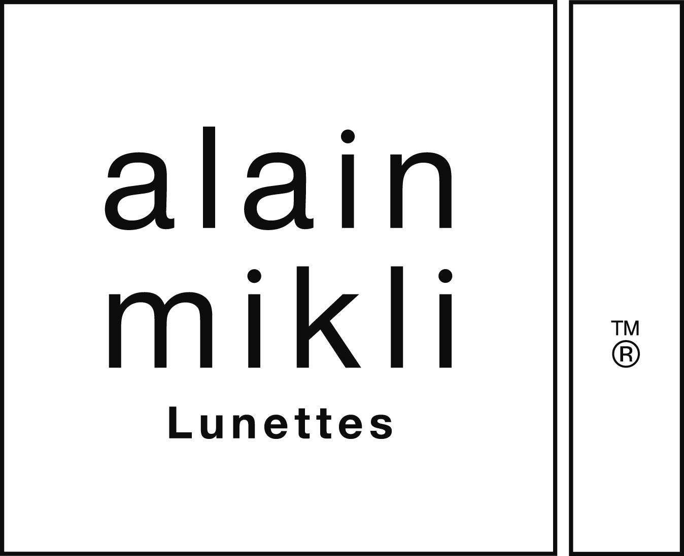 alain mikli lunettes logo